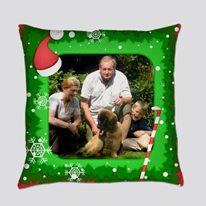 personalizable christmas Master Pillow