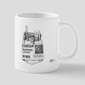 Non-immune I.D. Mugs