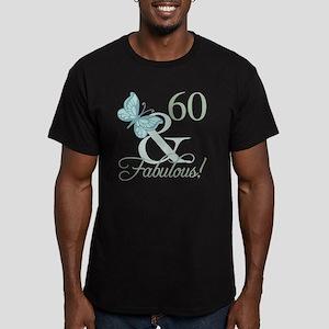 60th Birthday Butterfly T-Shirt