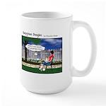 Sleepytown Beagles Cartoon Large Mug Mugs