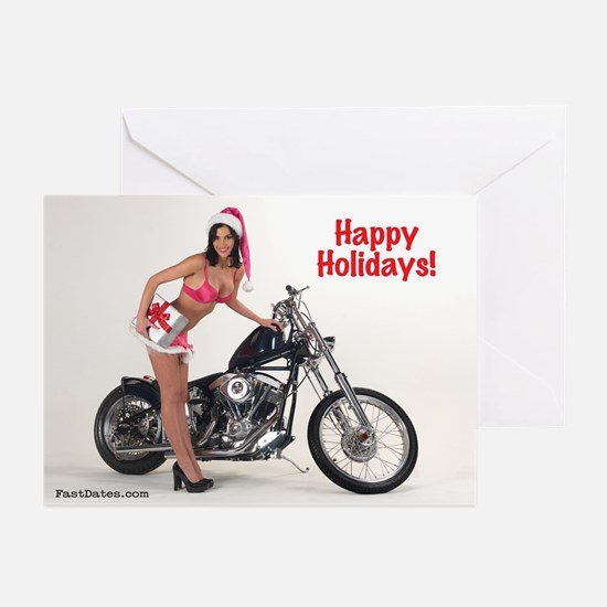 Happy Holidays! Simms Custom With Greeting Cards