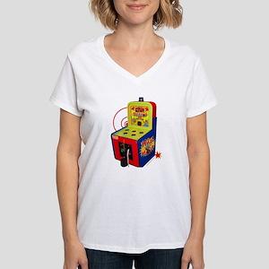 Whac A Mole! Women's Cap Sleeve T-Shirt