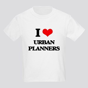 I love Urban Planners T-Shirt