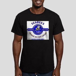 "SEABEES UNITED STATES NAVY ""WE BUILD, WE F T-Shirt"