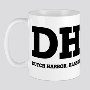 Dutch Harbor, Alaska Mug