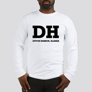 Dutch Harbor, Alaska Long Sleeve T-Shirt