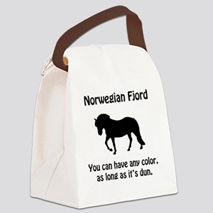 You Can Have Any Color... Canvas Lunch Bag