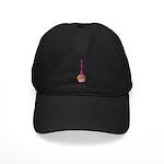 Cupcake purple Eiffel Tower Baseball Hat