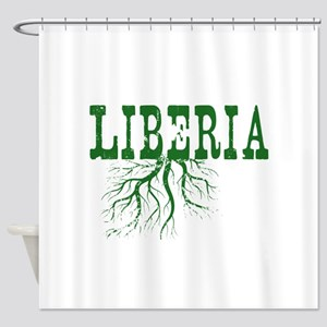 Liberia Roots Shower Curtain