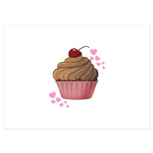 cupcake birthday invitations and announcements cafepress