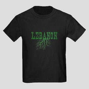 Lebanon Roots Kids Dark T-Shirt