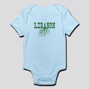 Lebanon Roots Infant Bodysuit