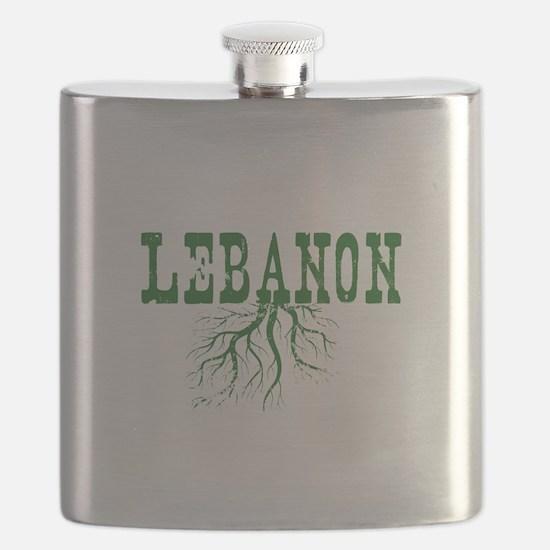 Lebanon Roots Flask