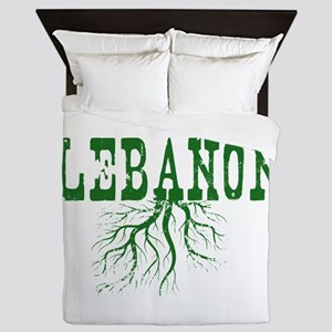 Lebanon Roots Queen Duvet