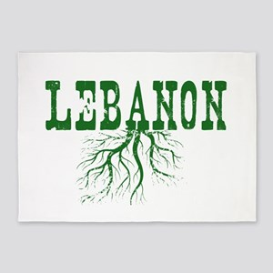 Lebanon Roots 5'x7'Area Rug
