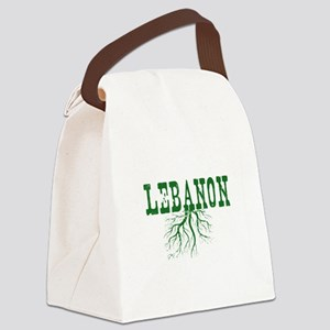 Lebanon Roots Canvas Lunch Bag