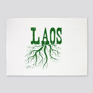 Laos Roots 5'x7'Area Rug