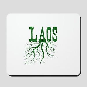 Laos Roots Mousepad