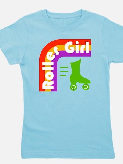 Roller Girl Girl's Tee