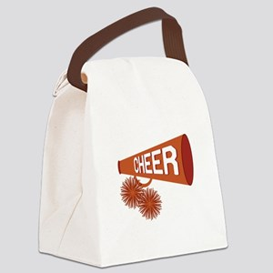 Cheer Canvas Lunch Bag
