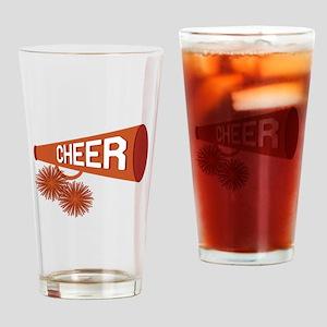 Cheer Drinking Glass