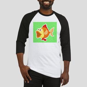 Fish Baseball Jersey