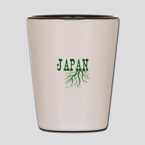 Japan Roots Shot Glass