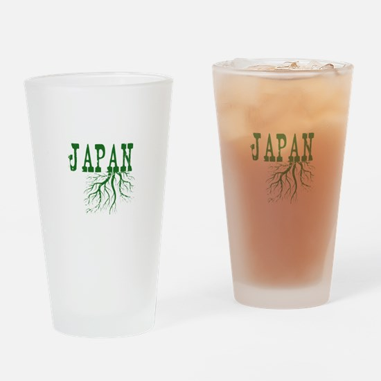Japan Roots Drinking Glass
