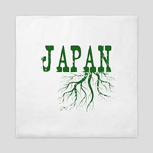 Japan Roots Queen Duvet