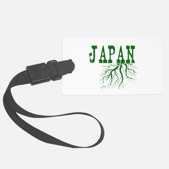 Japan Roots Luggage Tag