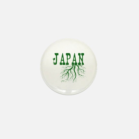 Japan Roots Mini Button