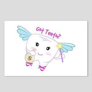 Got Teeth? Postcards (Package of 8)