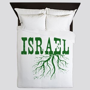 Israel Roots Queen Duvet