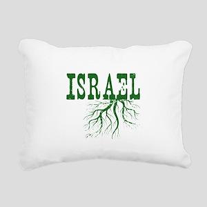Israel Roots Rectangular Canvas Pillow