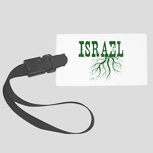 Israel Roots Large Luggage Tag