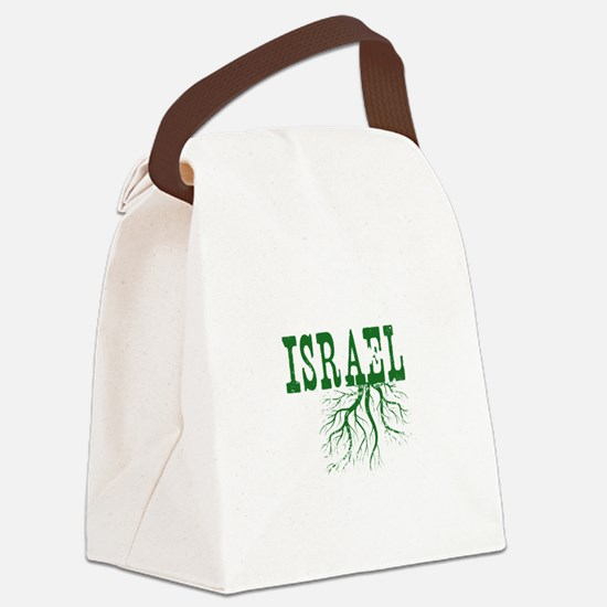 Israel Roots Canvas Lunch Bag