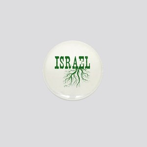 Israel Roots Mini Button