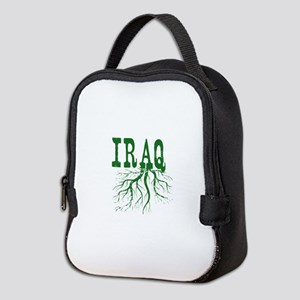 Iraq Roots Neoprene Lunch Bag