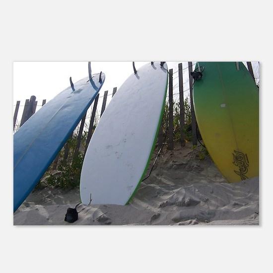 Surf Art Postcards (Package of 8)