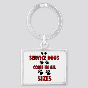 SERVICE DOGS Keychains