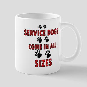 SERVICE DOGS Mugs