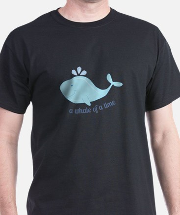 Whale Of Time T-Shirt