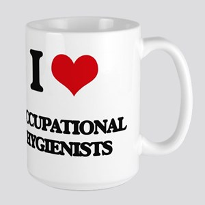I love Occupational Hygienists Mugs