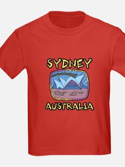 Sydney Australia T