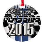 New 2015 Classic Round Ornament