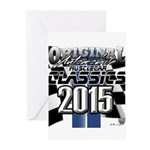 New 2015 Classic Greeting Cards