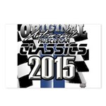 New 2015 Classic Postcards (Package of 8)