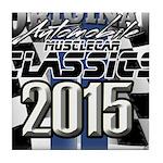 New 2015 Classic Tile Coaster