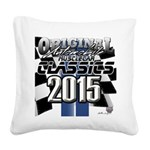 New 2015 Classic Square Canvas Pillow
