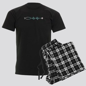 Stethescope Heart Rate Monitor Pajamas